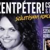 Szentpéteri Csilla & Band koncert 2020-ban Budapesten - Jegyek itt!