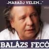 Balázs Fecó koncert 2020-ban Szombathelyen az Agorában - Jegyek itt!