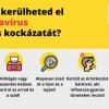A Magyar Vöröskereszt tanácsai a korona vírus kapcsán!
