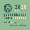 Kultúrházak éjjel-nappal 2020 - Közel 1000 ingyenes program országszerte!