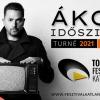 Ákos koncert 2021 nyarán Tokajban! Jegyek itt!