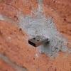Dead drop Budapesten! Pendrive a falban!