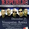 Republic karácsonyi ünnepi koncert Veszprémben! Jegyek itt!