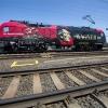 Zenélő mozdony indul Sopronból!