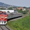 Nohab mozdonyok közlekednek a Balatonon!