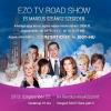EZO TV road show és Marcus szeánsz Szegeden az IH Rendezvényközpontban! JEGYEK ITT!