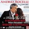 Andrea Bocelli 2014-ben újra koncertet ad - Jegyek Andrea Bocelli bécsi koncertjére már kaphatóak!