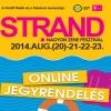 Strand Fesztivál 2014 - Jegyek itt!