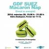 GDF SUEZ - Macaron Nap 2014 a Bálnában Budapesten - Jegyek és kiállítók itt