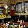 Kiállítják a LEGO Zeneakadémiát - Film készült a készítéséről