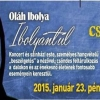 Oláh Ibolya koncert 2015-ben Budapesten - Jegyek itt!