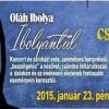 Oláh Ibolya koncert 2015-ben Budapesten - Jegyek itt!