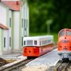 Vonatokkal, vitorlásokkal bővült a szarvasi Mini-Magyarország makettpark!