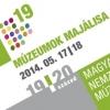Múzeumok Majálisa 2014