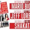 Mario Biondi koncert a Jazzy Fesztiválon!