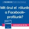 Mit árul el rólunk a Facebook-profilunk?