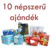 10 népszerű ajándék karácsonyra!