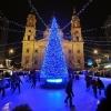 INGYEN koripálya és fényfestés! Adventi Vásár a Bazilika előtt! Videó itt!