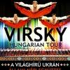 VIRSKY turné 2015 - Helyszínek és jegyek itt!