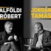 Az utolsó óra - Alföldi Róbert és Jordán Tamás előadása a Rózsavölgyi Szalonban - Jegyek itt!