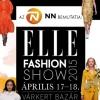 ELLE fashion Show 2015-ben Budapesten a Várkertben - Jegyek itt!