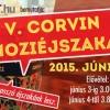 V. Corin Moziéjszaka 2015-ben!
