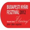 Budapesti Szabadtéri 2012 program és jegyek itt!