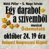 Máté Péter musical premier! Jegyek itt!