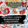 Karácsonyi Legenda / Mikulás road show az Eötvös Cirkusszal - Jegyek 1500 forinttól!