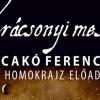 Karácsonyi mesék - Cakó Ferenc élő homokrajz előadása az Urániában! Jegyek itt!