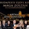 Mága Zoltán Újévi koncert tv közvetítés 2016-ban!