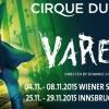 Cirque Du Soleil 2016-os turné - Jegyek itt!