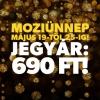 6 napos Moziünnep Budapesten! A filmek listája itt!