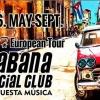 Habana Social Club koncert 2018-ban Szekszárdon - Jegyek itt!