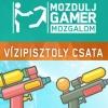 Vízipisztoly Csata lesz Budapesten!