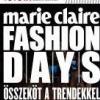 Marie Claire Fashion Days 2016-ban Budapesten - Jegyek itt!