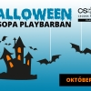 Halloween program a Csopa Playbarban Óbudán!