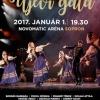Újévi Gála az Oeprettszínház sztárjaival 2017-ben a soproni Novomatic Arénában - Jegyek és fellépők
