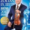 Teltház Mága Zoltán Újévi koncertje 2017-ban a Arénában!