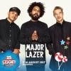 Major Lazer koncert 2017-ben a Sziget Fesztiválon - Jegyek itt!