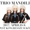 Trio Mandili koncert 2017-ben a Budapesti Kongresszusi Központban - Jegyek itt!