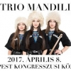 Nyerj jegyet a Trio Mandili budapesti koncertjére!
