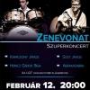 Nyerj jegyeket az LGT és Katona Klári slágereivel érkező Zenevonat koncertre!