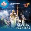 Crystal Fighters koncert 2017-ben a Sziget Fesztiválon - Jegyek itt!