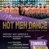 Hot Men Dance show 2017-ben Sopronban a Novomatic Arénában! Jegyek itt!