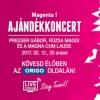 Ingyenes a Magenta 1 koncert az Arénában!