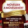 Művészek a művészekért jótékonysági koncert 2017-ben a MOM-ban - Jegyek és fellépők!