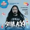Steve Aoki koncert 2017-ben Budapesten a Sziget Fesztiválon - Jegyek itt!