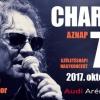 Charlie születésnapi koncert 2017-ben Győrben az Audi Arénában - Jegyek itt!