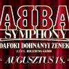 ABBA Symphony koncert a Tokaji Fesztiválkatlanban - Jegyek itt!